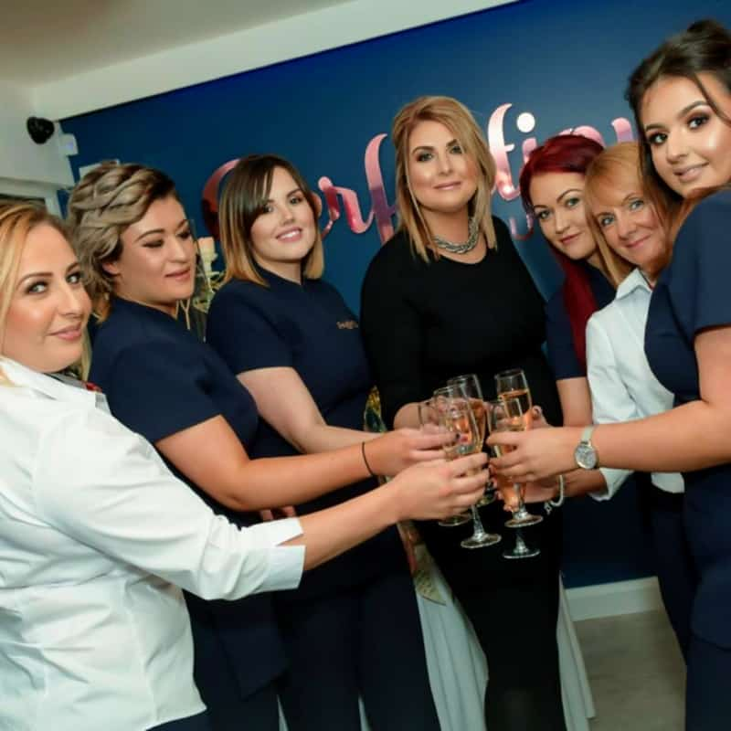 Perfections Beauty Clinic Staff Open Night